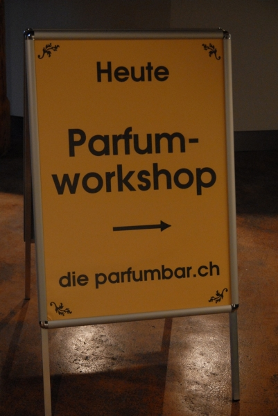 Parfum-Workshop