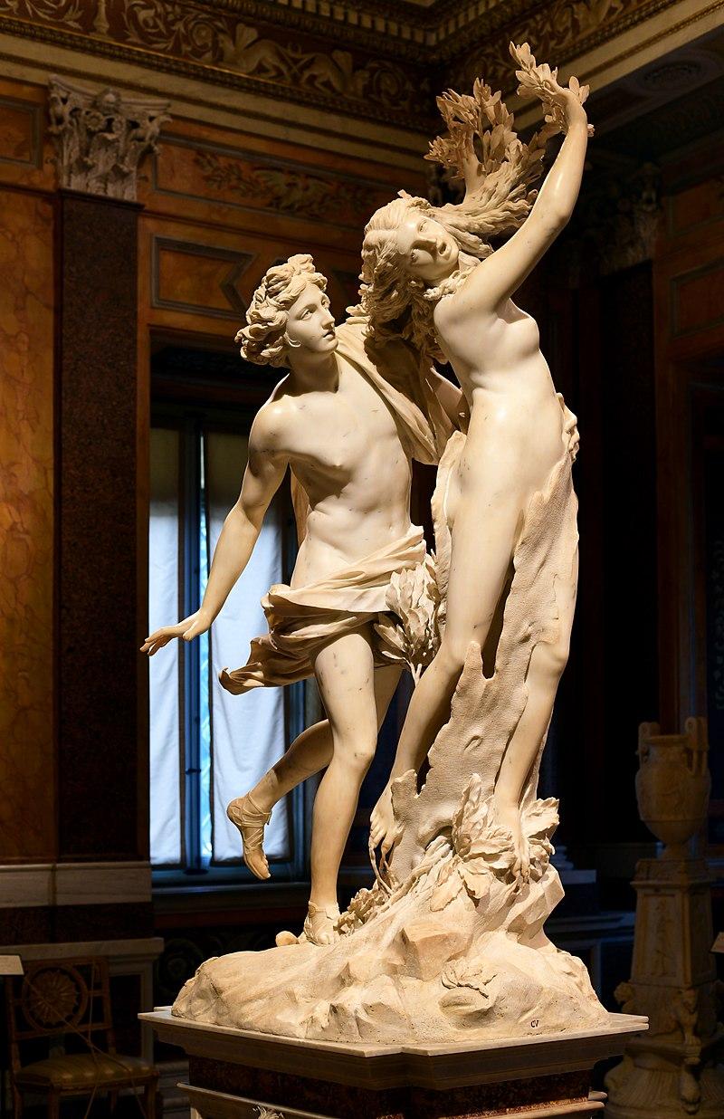 Apollon und Daphne
